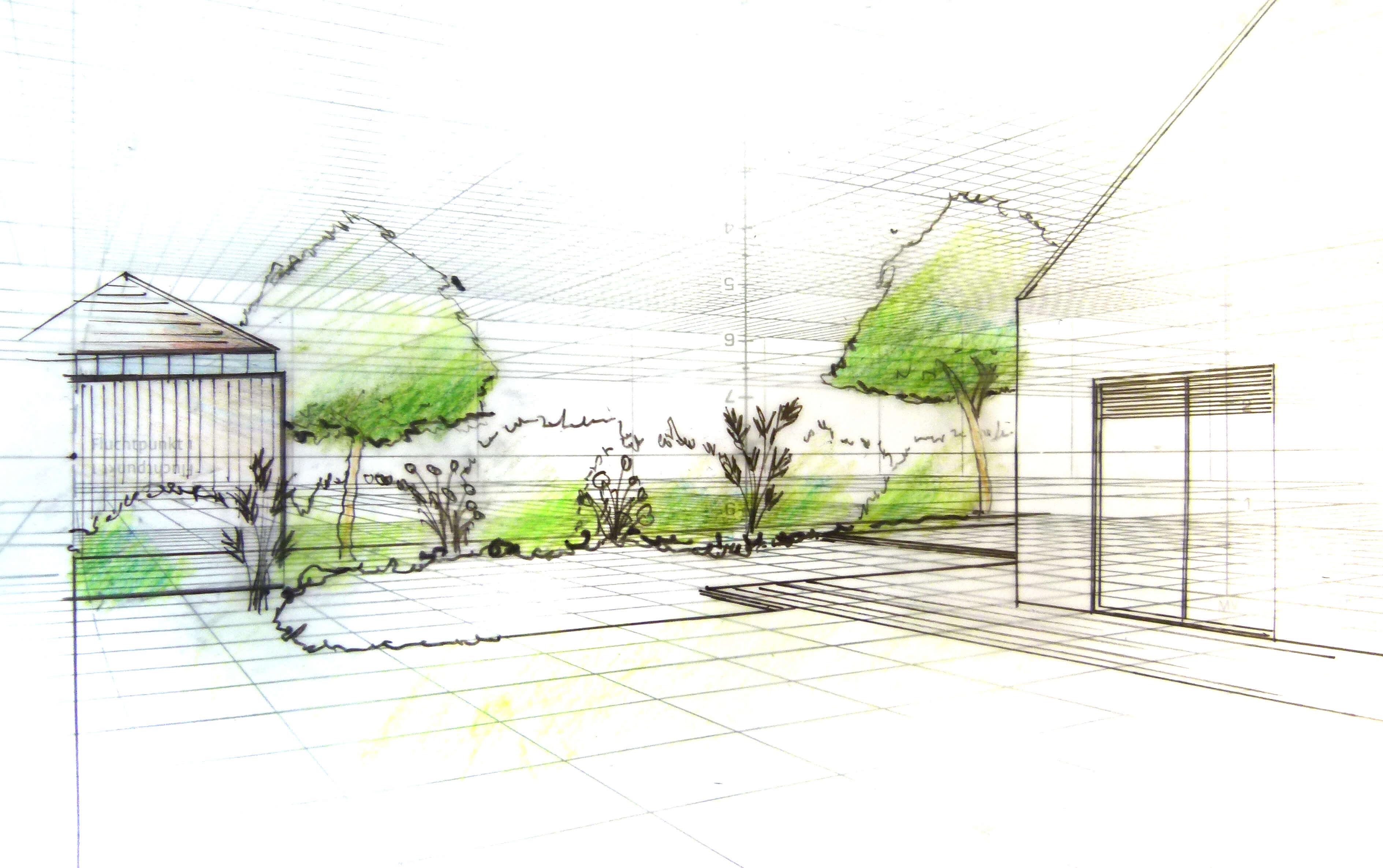 Frisch Garten Planen Online Schema